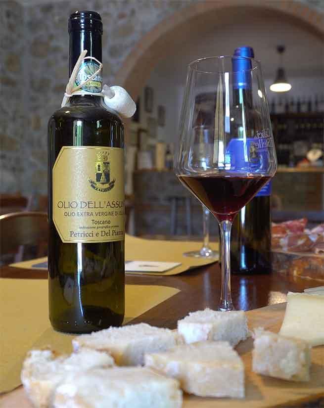 wine tuscany